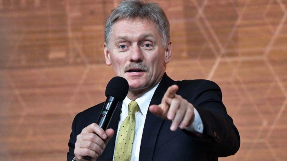 Песков прокомментировал планы Киева построить военные базы в Черном море