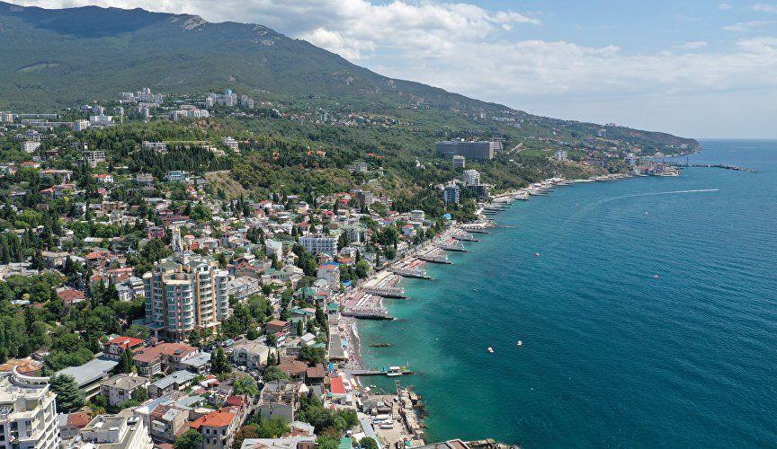 Два города в Крыму вошли в десятку самых гостеприимных в России