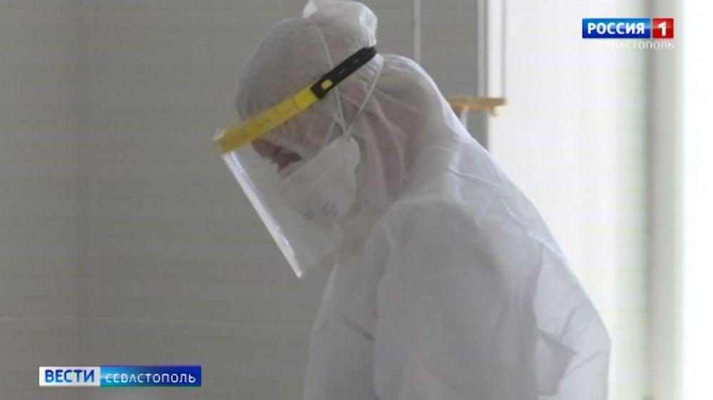 В Севастополе за сутки коронавирусом заболели 53 человека, двое умерли