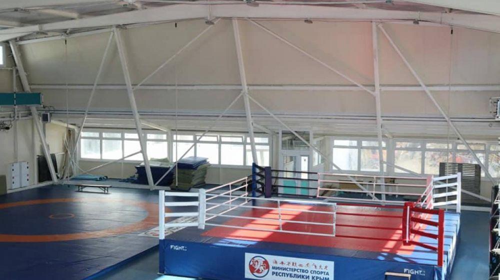 В Симферопольском районе будут готовить олимпийских чемпионов