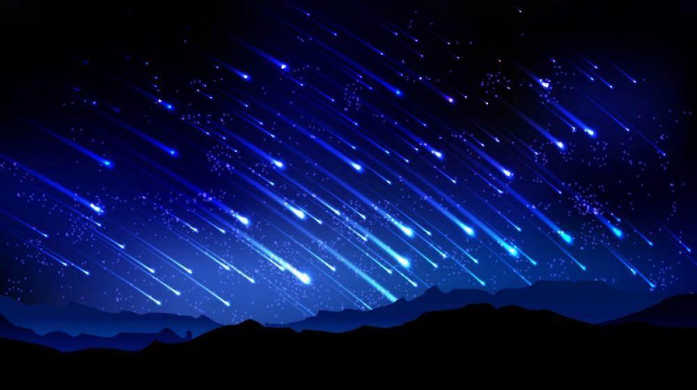 Ночью на Крым обрушится метеоритный дождь