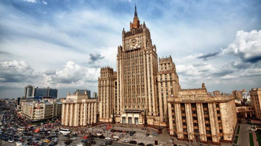 МИД России посоветовал россиянам воздержаться от зарубежных поездок из-за коронавируса