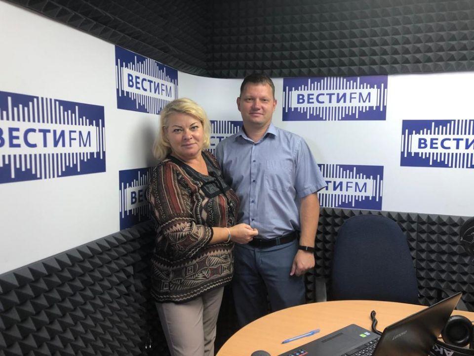 Максим Мишин рассказал о том, как будет строить работу в Ленинском муниципалитете