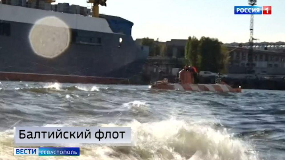 Новейшая спасательная мини-субмарина прибудет в Севастополь