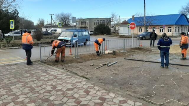 На благоустройство Щёлкино выделили 42 млн рублей