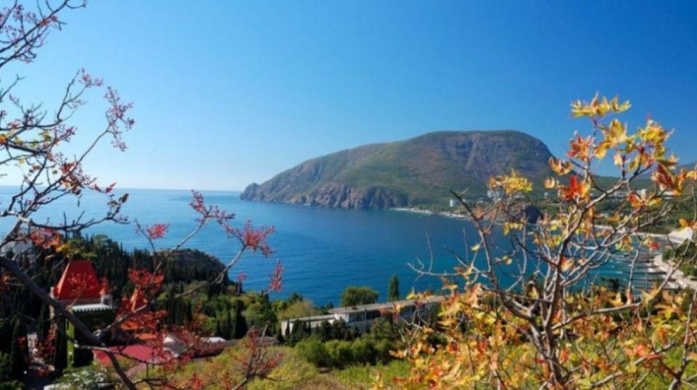 Какой будет погода в Крыму 22 октября