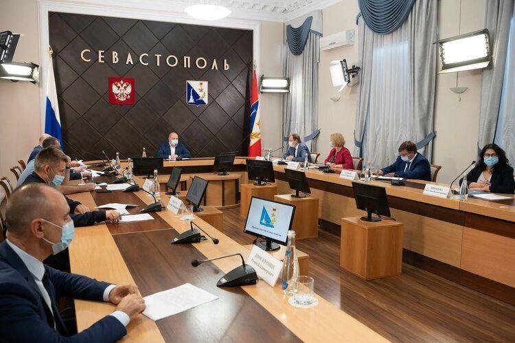 Указ Губернатора города Севастополя от 21.10.2020 № 84-УГ