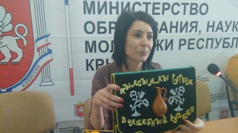 В Крыму проведен республиканский мастер-класс для воспитателей дошкольных образовательных учреждений с крымскотатарским языком обучения