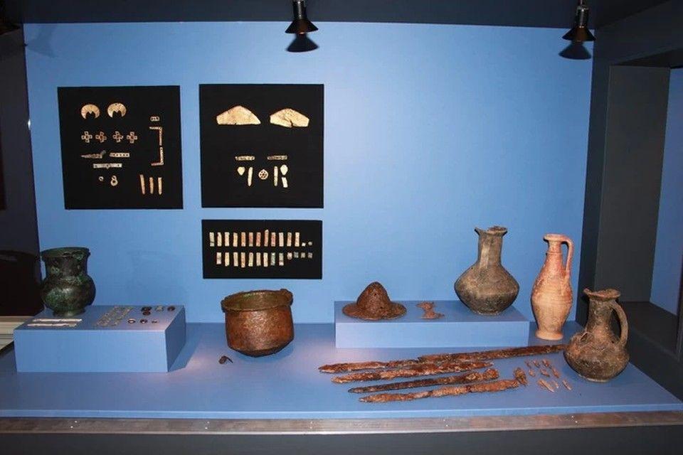 В Крыму обнаружили древний неразграбленный склеп скифских времен