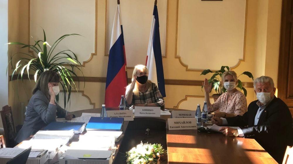 13 крымских предприятий получили положительное заключение на оказание финансовой поддержки из бюджета республики - Ирина Кивико