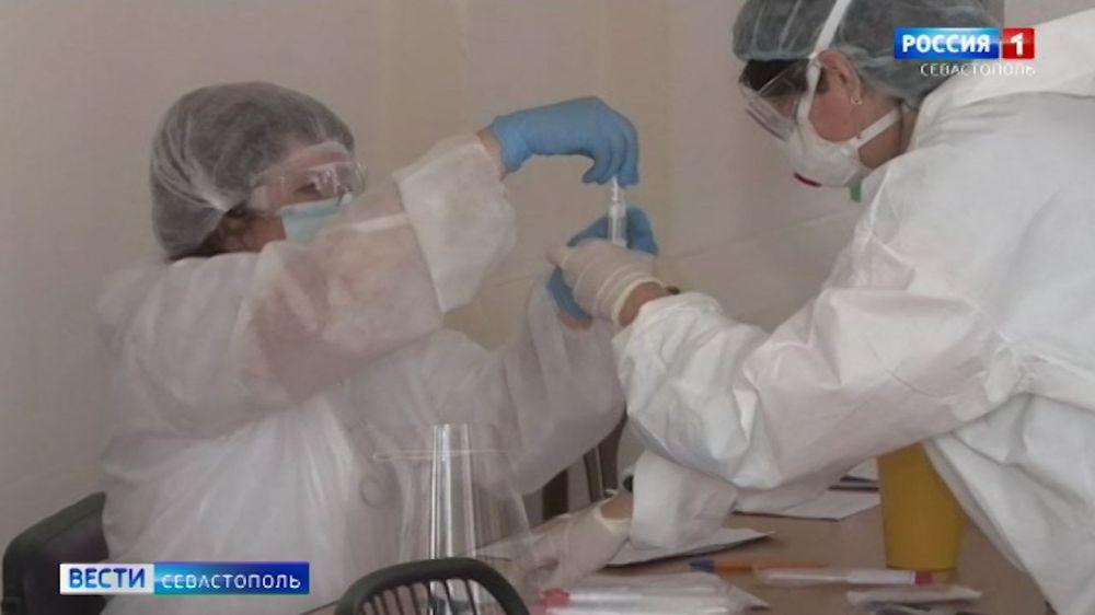 В Севастополе коронавирусом заболели 58 человек за сутки