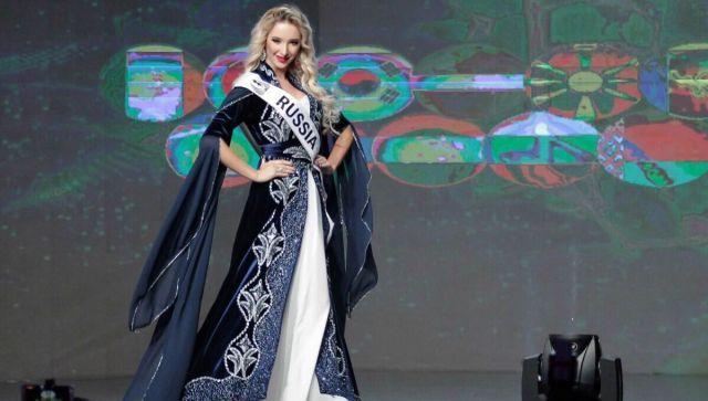 Модель из Керчи представит Крым на конкурсе Мисс Земля