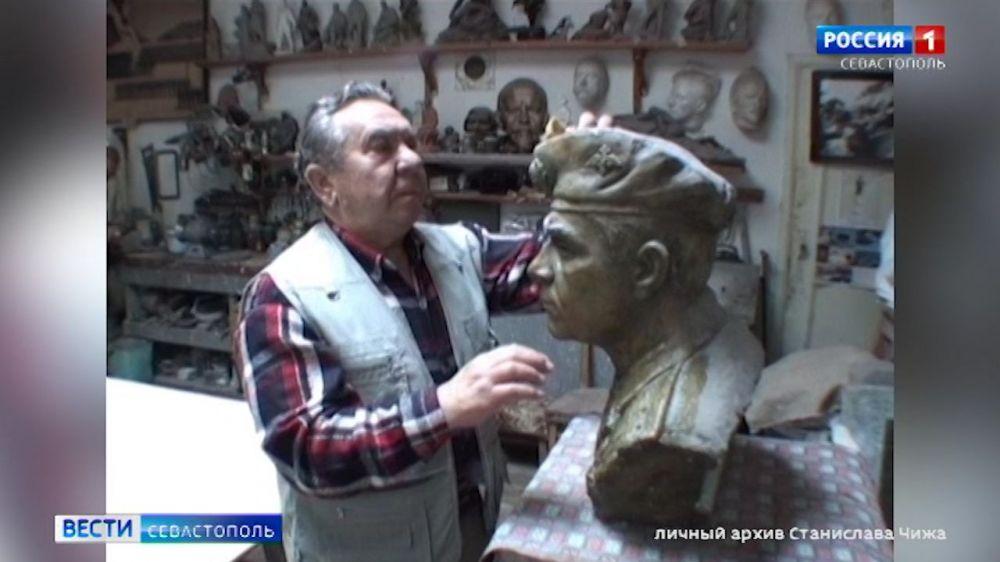 Известному севастопольскому скульптору исполнилось бы 85 лет