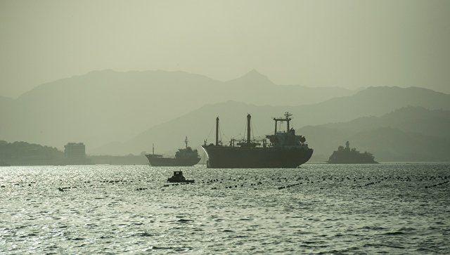 В Азовском море взорвался российский танкер ОБНОВЛЯЕТСЯ