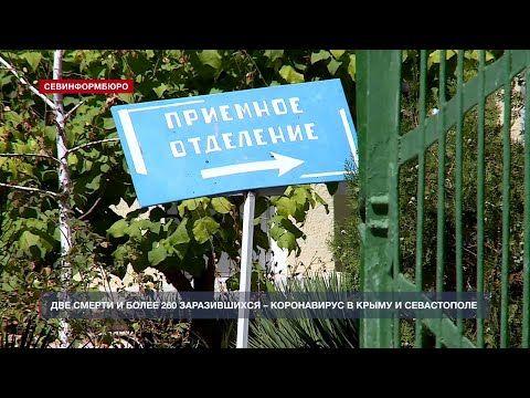 Две смерти и более 260 заразившихся – коронавирус в Крыму и Севастополе 24 октября