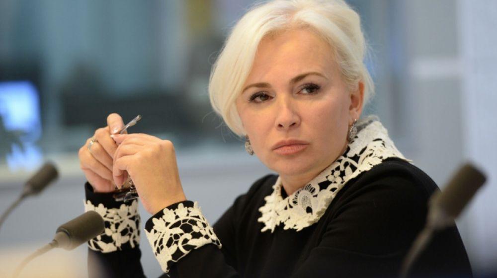 Сенатор России от Крыма заразилась COVID-19