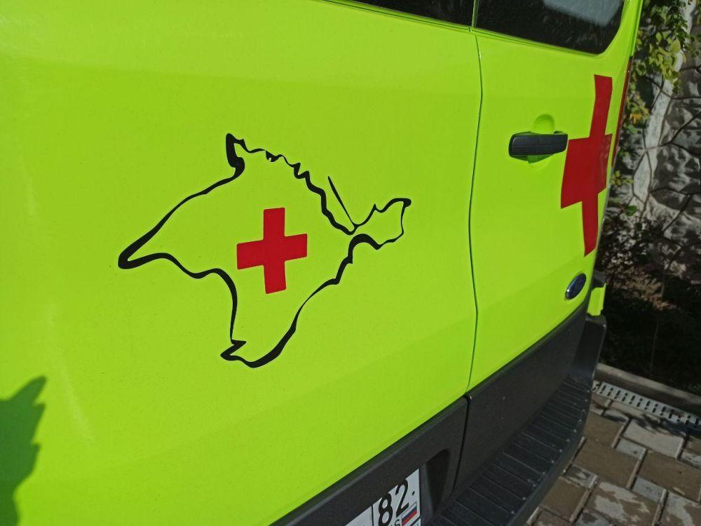 В Крыму водитель сбил 12-летнего ребёнка
