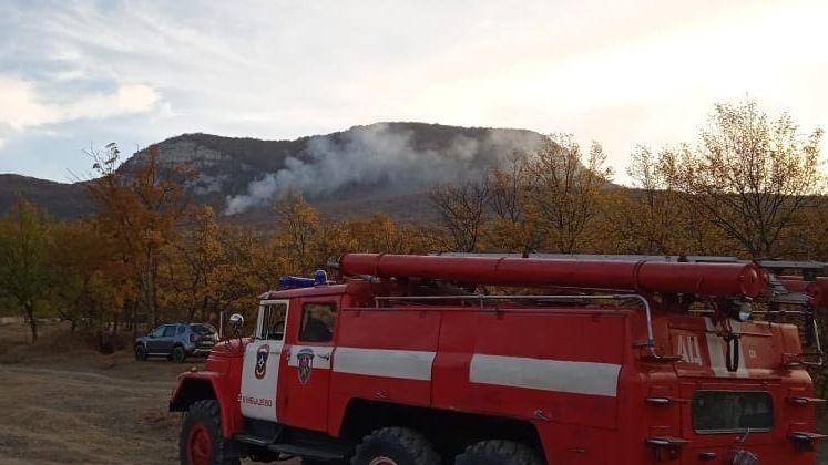МЧС Крыма: За прошедшие сутки в Республике локализован 1 природный пожар