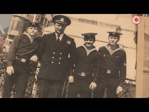 Капитан первого ранга Яков Ковалев отметил 90-летие (СЮЖЕТ)