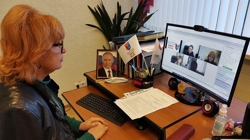 При поддержке Министерства культуры РК проведено онлайн-заседание Школы кураторов публичных библиотек Крыма