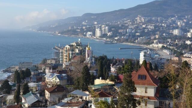 Ялта вошла в ТОП-3 городов России, где россияне хотят встретить Новый год