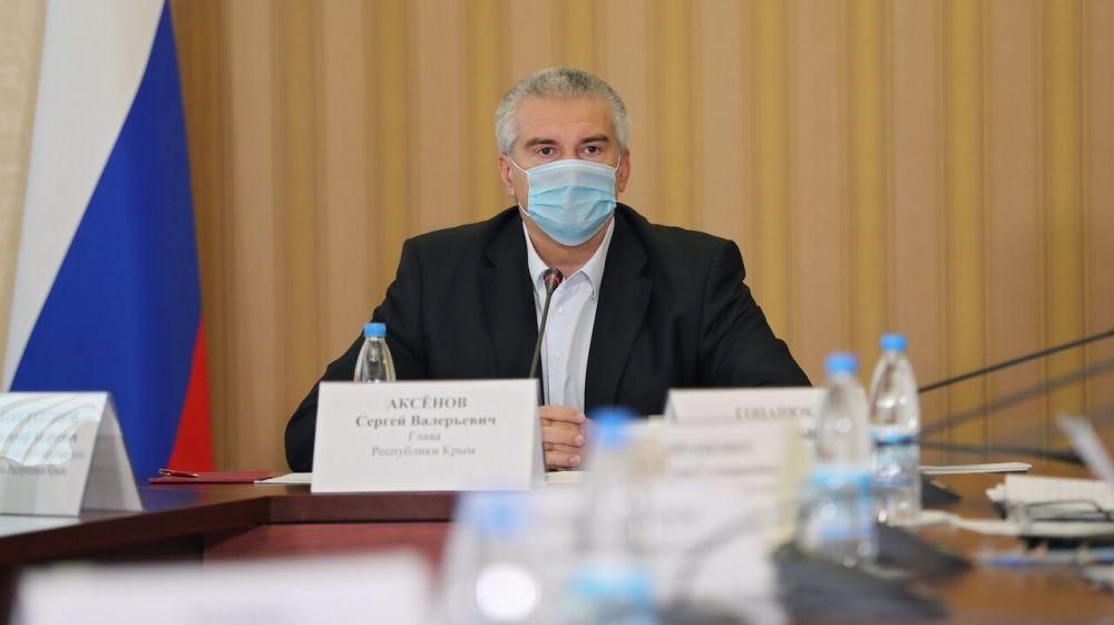 Сергей Аксёнов заявил о начале отопительного сезона в Крыму с 27 октября