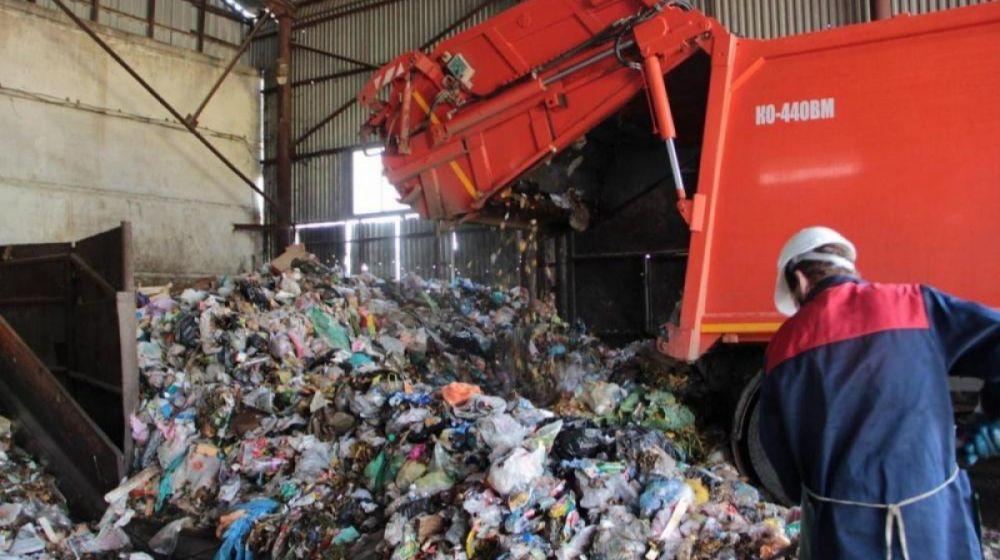 В Крыму построят первый комплекс по утилизации твердых отходов