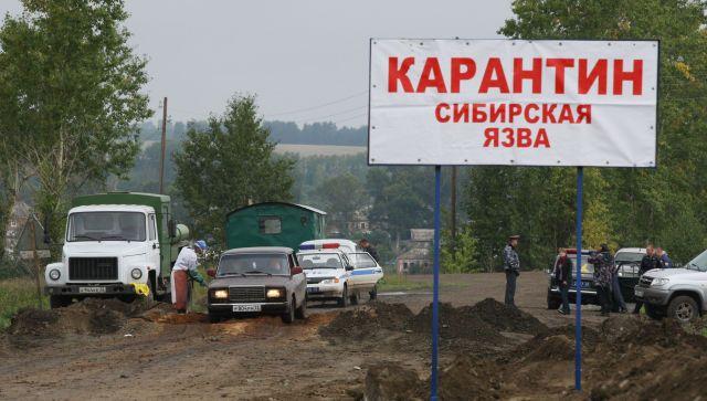 В Дагестане выявили пять случаев заражения сибирской язвой