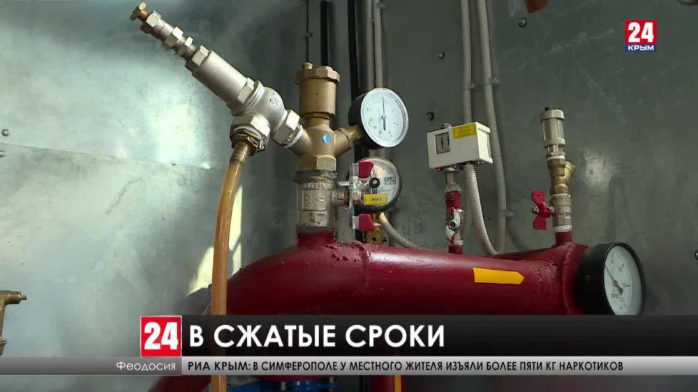 Глава Республики поручил начать отопительный сезон раньше обычного – 27 октября