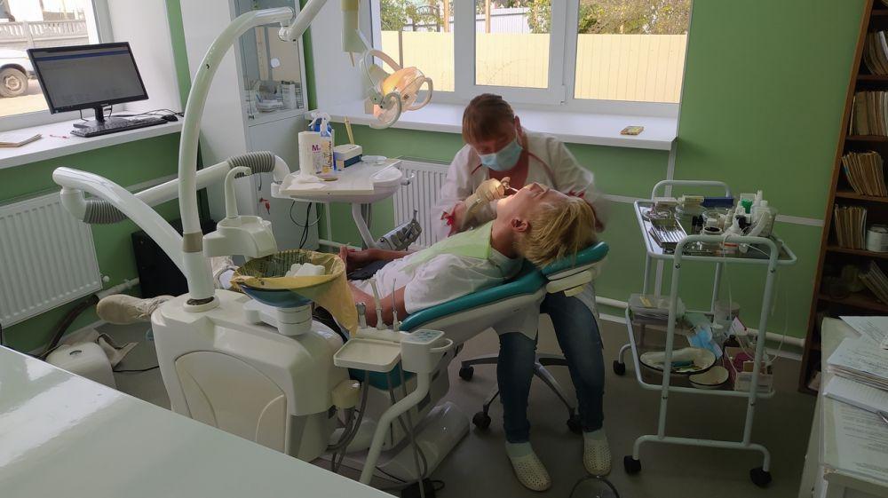 Фрунзенская врачебная амбулатория начала работу после капитального ремонта
