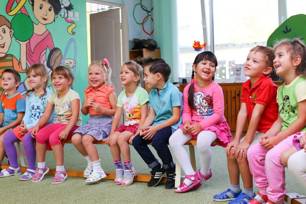 В Николаевке открылся детский сад «Морячок»