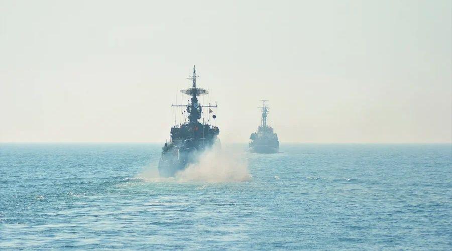 Подразделения ПВО Черноморского флота отработали действия по защите базы от авиаудара