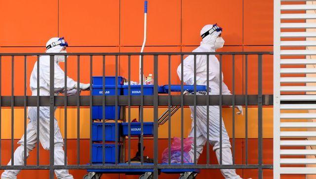Путин поручил Правительству модернизировать инфекционную службу