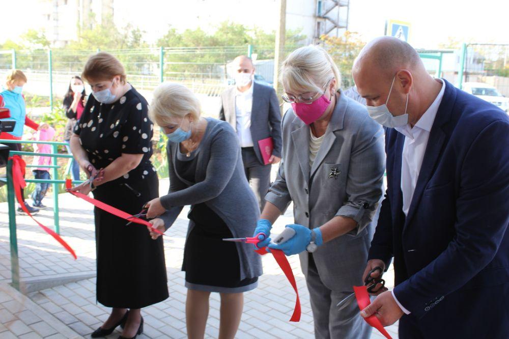 В Николаевке появился первый детский сад