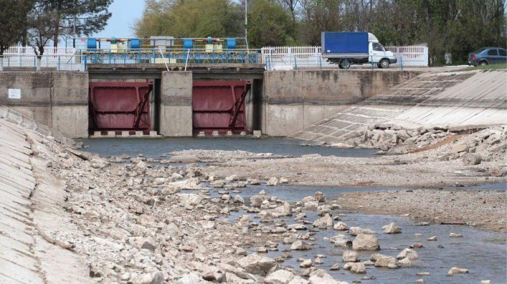 В России решили, как будут отвечать на водную блокаду Крыма со стороны Украины