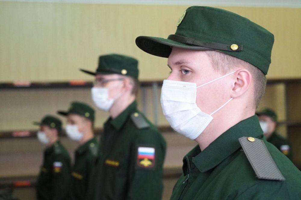 Армейский корпус Черноморского флота примет 1400 призывников
