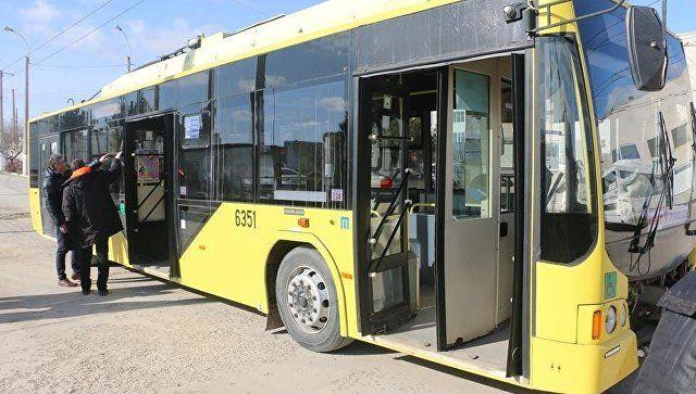 """""""Крымтроллейбус"""" изменит правила посадки и высадки пассажиров"""