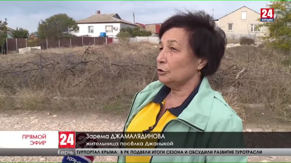 Власти Керчи утвердили новый график сдачи дороги на улице Гаспринского