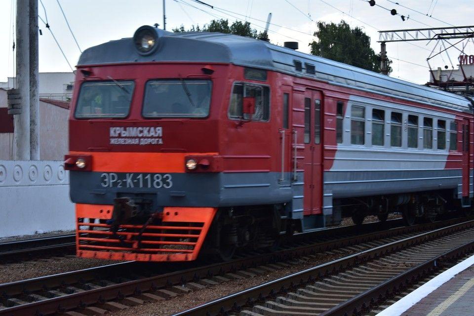 Железную дорогу Крыма оснастят автоматической системой управления поездами