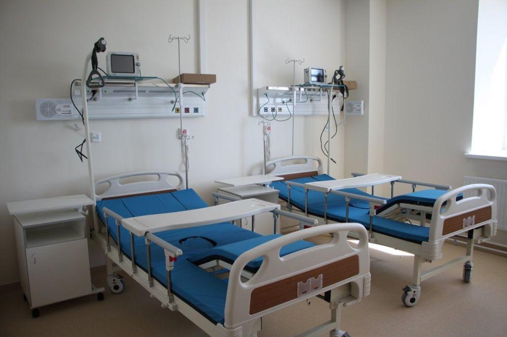 В Крыму достаточно коек в больницах для заражённых COVID-19