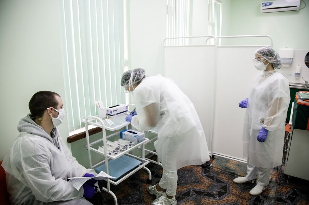 Стало известно, сколько человек с пневмонией попадает в больницы Крыма