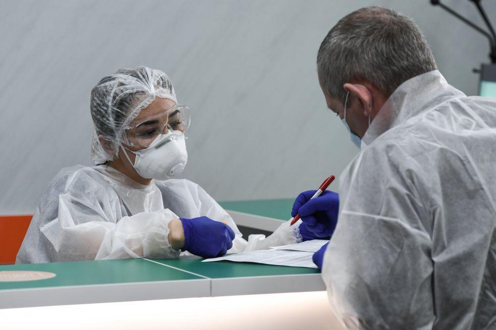 В Крыму все тяжелобольные вирусными пневмониями находятся в больницах