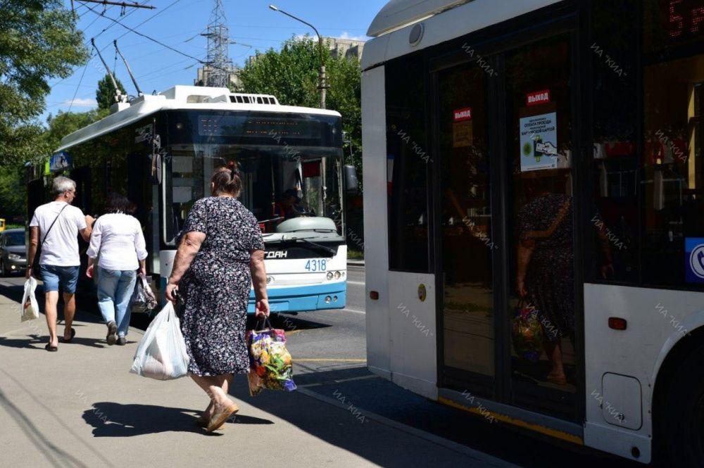 Аксёнов анонсировал оптимизацию автобусных маршрутов в Симферополе