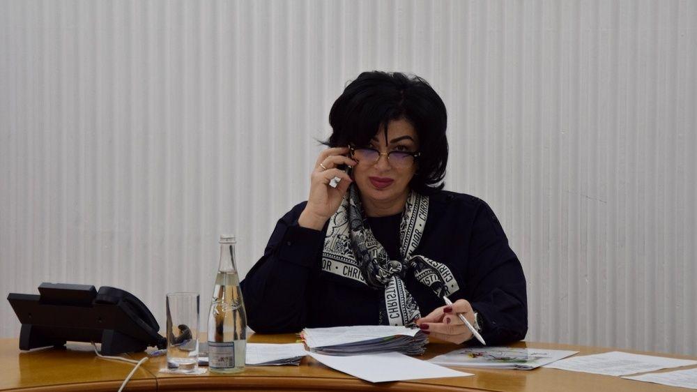 В Симферополе состоялся Общерегиональный день приёма граждан