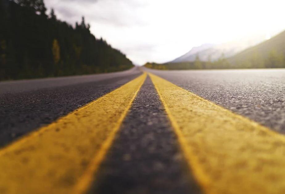 Завершается ремонт дороги Джанкой — Феодосия