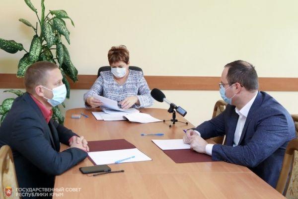 Крымский парламент одобрил передачу двух новых детских садов в собственность муниципалитетов
