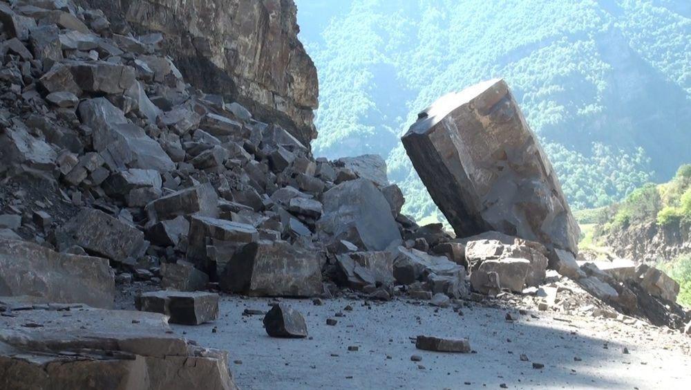 На трассе Ялта — Севастополь не будет камнепадов два года