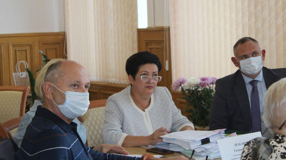 Состоялась 27-ая (дистанционная) сессия Симферопольского районного совета II созыва
