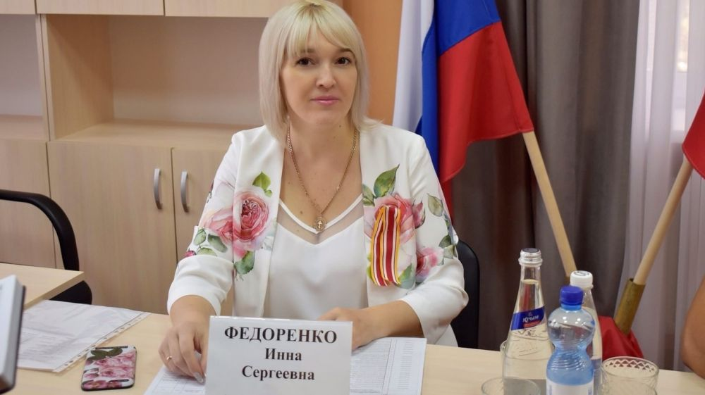 В администрации Джанкойского района состоялся Общерегиональный день приема граждан