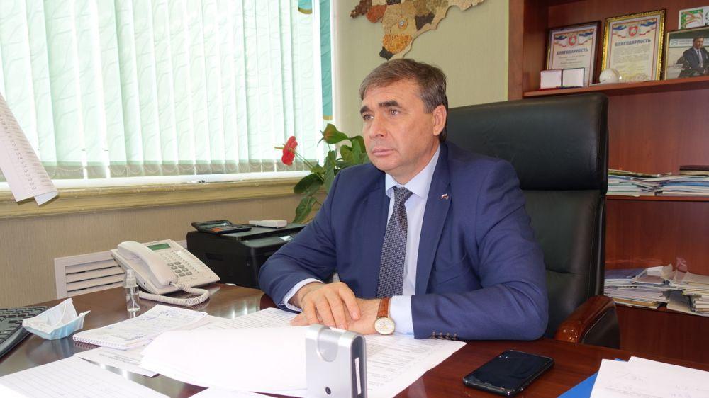 Крымские сельхозтоваропроизводители застраховались на общую сумму более 5 млн рублей – Андрей Рюмшин